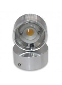 Lámpara led 6.5W aplique...