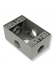 CRR79X - Caja rectangular...