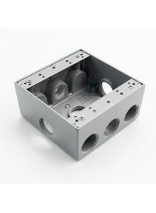 CCR79X - Caja cuadrada tipo...