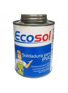 Soldadura/pega PVC 473cm³...