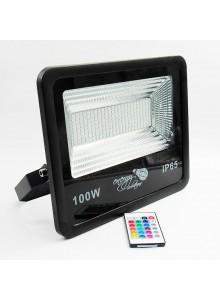 Reflector led 100W SMD...
