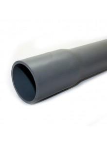 TPL114 - Tubo PVC gris...