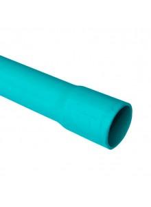 """TPL14 - Tubo PVC verde 1¼""""..."""