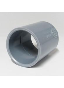 UPV144 - Unión PVC SCH40 de...
