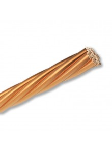 CB4D - Cable de cobre N°4...