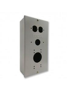 TM3 - Caja metálica para 3...