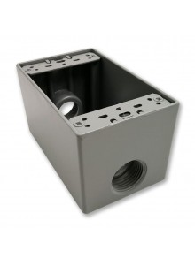 CRR69P - Caja rectangular 3...