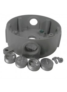 COR55P - Caja octogonal...
