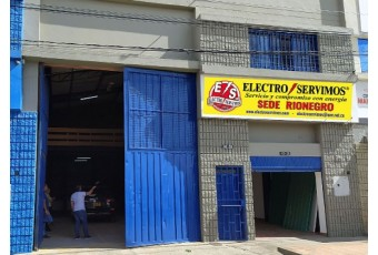 Electroservimos – Sede Rionegro